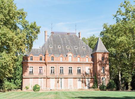 Alexandra + Julien | Chateau de Nolet