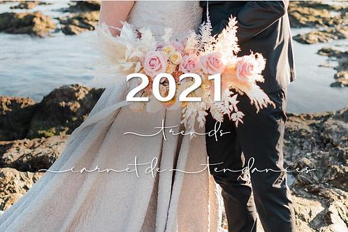 Carnet de tendances 2021
