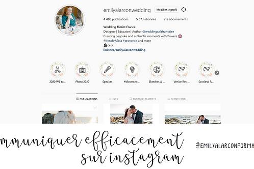 Communiquer efficacement sur Instagram