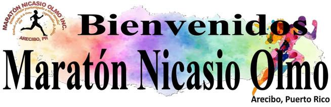 Maraton Nicasio Olmo 2019