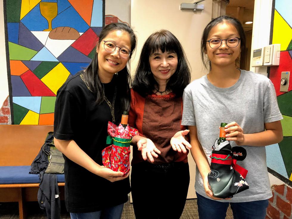 Kimekomi dolls workshop