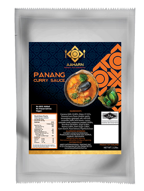 Panang Curry Sauce