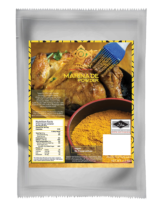 Marinade Powder