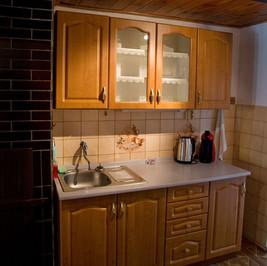 Chalupa pro děti 210 - baráček kuchyně.j