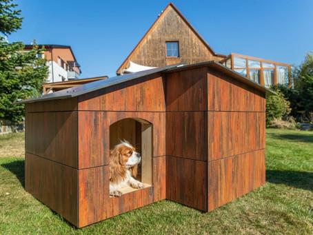 Zateplené psí boudy RAFABO