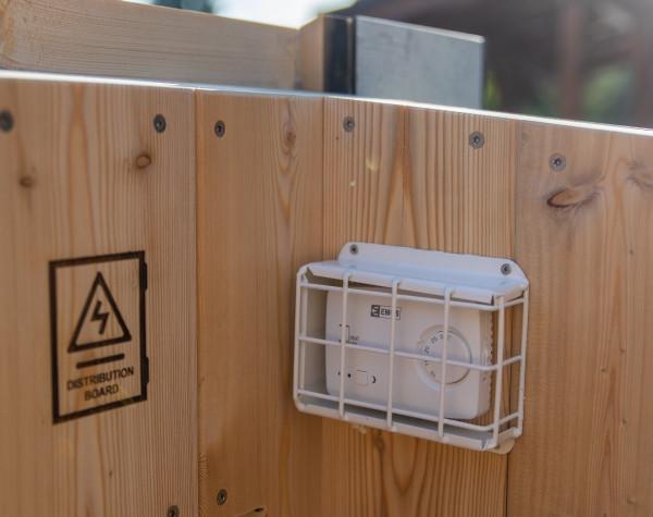 vytápění pro psy, regulované vytápění pro psy, RAFABO boudy