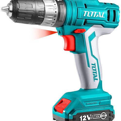 TIDLI1222 - Máy khoan búa dùng pin Lithium 12V