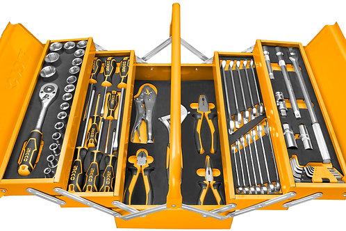 HTCS15591 - Bộ 59 công cụ trong hộp săt