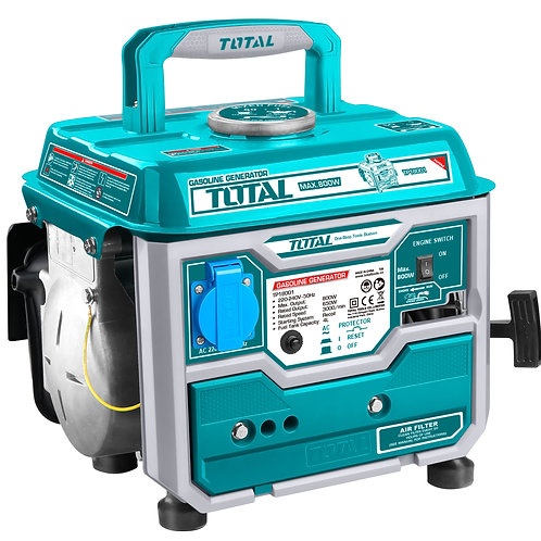 TP18001 - Máy Phát Điện Dùng Xăng Pha Nhớt