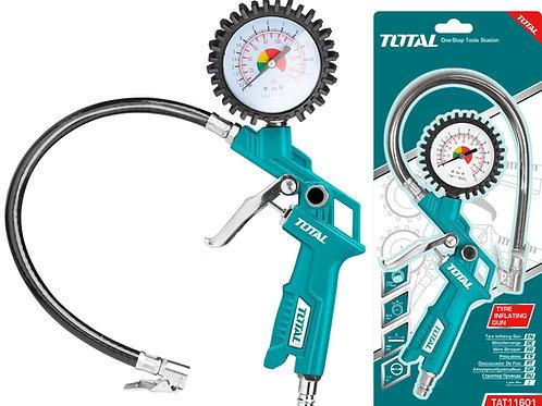 TAT11601 - Súng Bơm Lốp Xe Ô Tô Dùng Khí