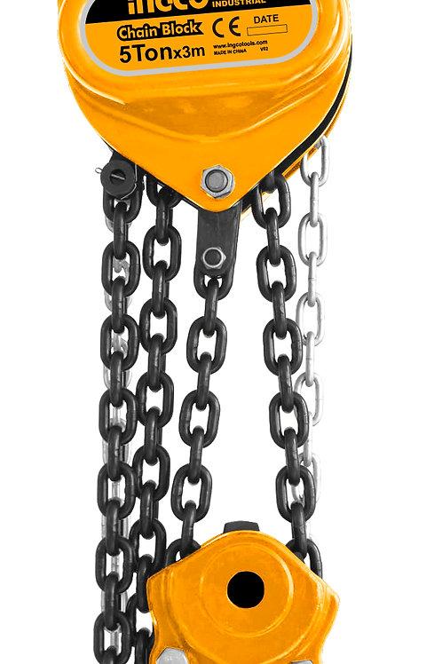 HCBK0205 - Bá lăng xích 5 tấn
