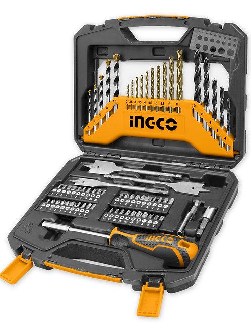 HKTAC010671 - Bộ 67 món dụng cụ