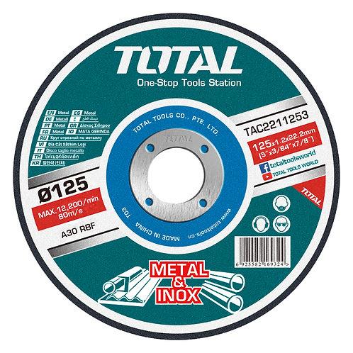 TAC2231001SA (TAC2231001) - Đĩa Mài Kim Loại 100mm