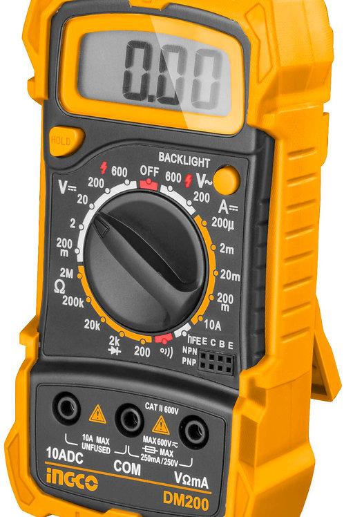 DM200 - Đồng hồ đo điện vạn năng