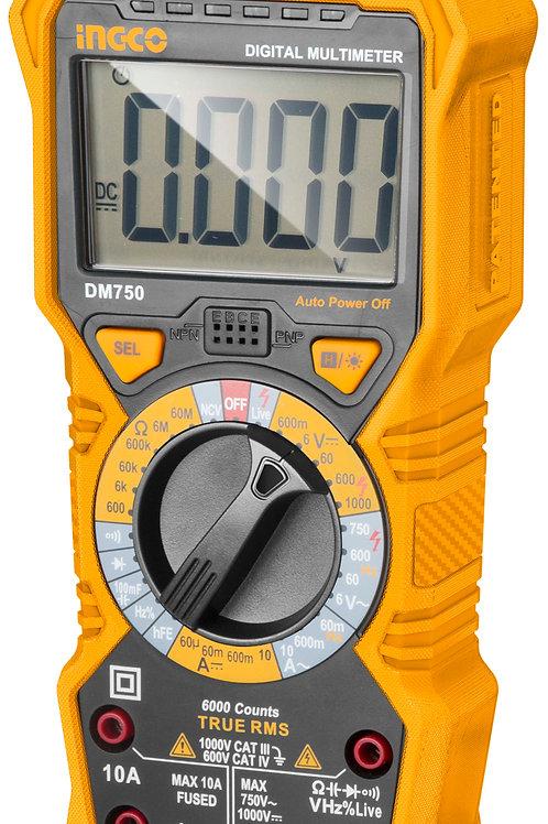 DM750 - Đồng hồ đo điện vạn năng