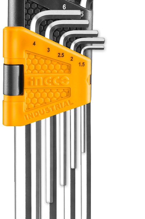 HHK11091 - Bộ 9 chìa lục giác