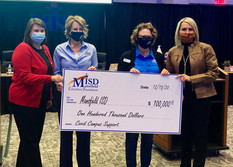 Congrats to MISD and the MISD Education Foundation