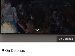 On Colonus: A Conversation with Morgan Mandalay