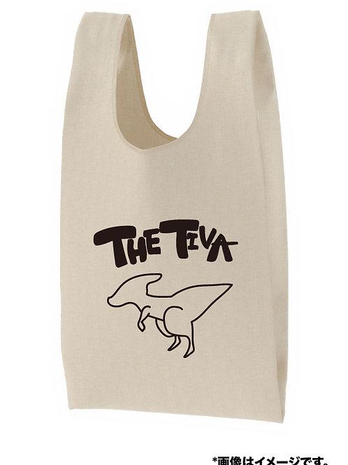 追加支援 THE ティバ エコバッグ
