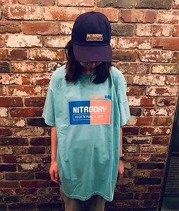 NITRODAYメンバーサイン入りTシャツ(Mサイズ)