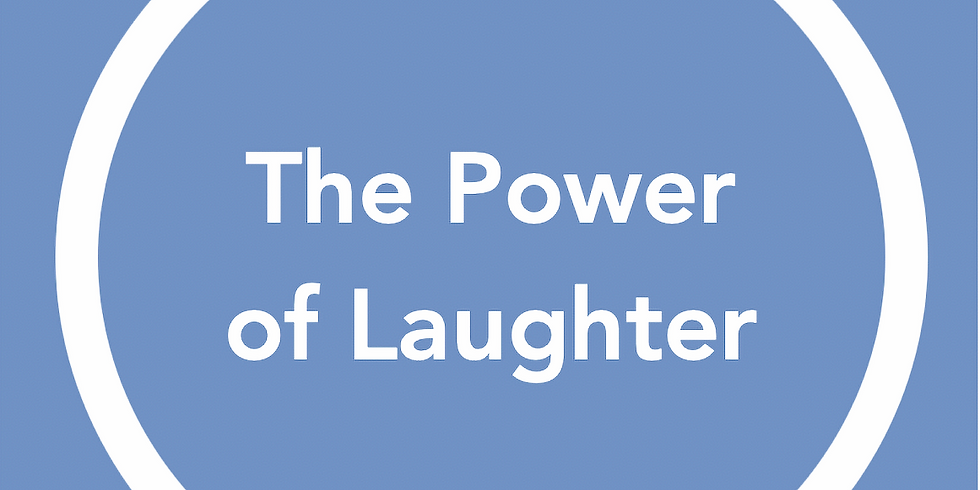 New Pathways Wellbeing Circles - The Power of Laughter