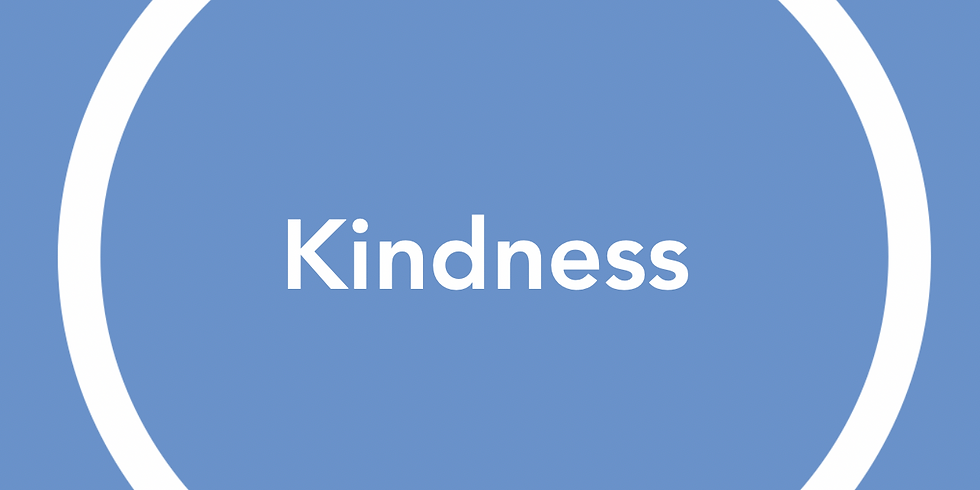 New Pathways Wellbeing Circles - Kindness