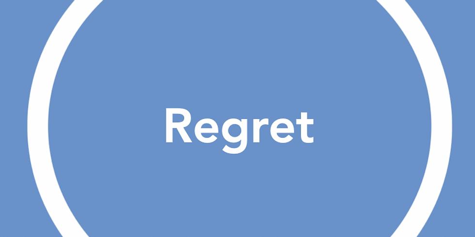 New Pathways Wellbeing Circles - Regret