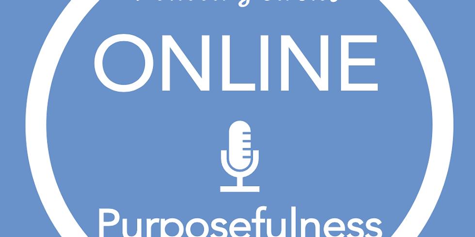 New Pathways Wellbeing Circles - ONLINE Purposefulness