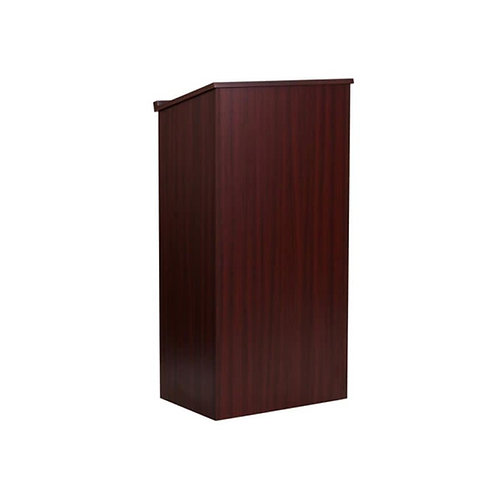 Wooden Stage Lectern Podium