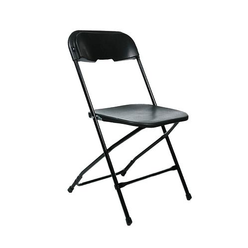 Samsonite Black Folding Chair