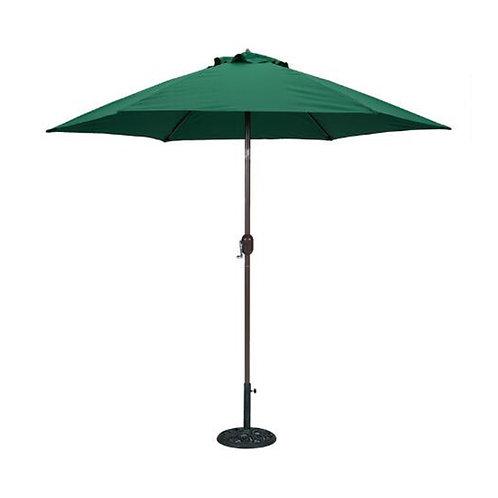 9'ft Round Market Umbrella
