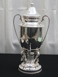 100 Cup Silver Urn