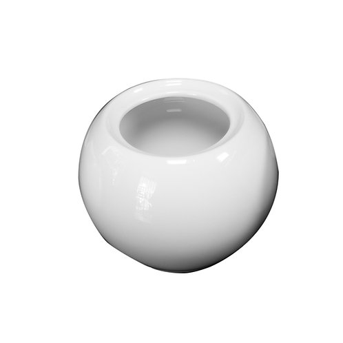 Ivory Fine White Bone China Sugar Bowls