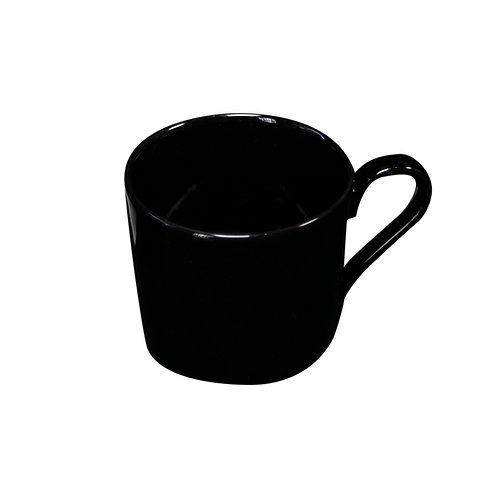 Mikasa Black Coffee Cups/Mugs