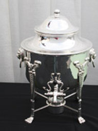 35 Cup Silver Urn