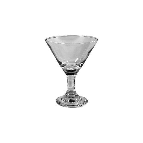 Glasses - 6 oz Martini Glasses
