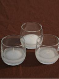Glassware - Votive Candles & Holders
