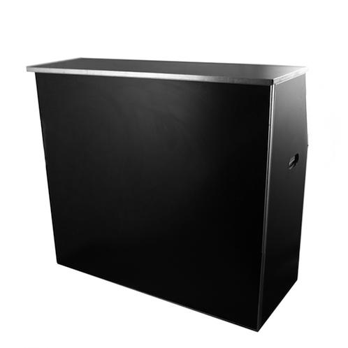 4' Black Folding Bar
