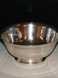 "6"" Silver Revere Bowls"