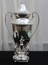 70 Cup Silver Urn