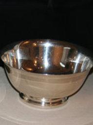 "4"" Silver Revere Bowls"