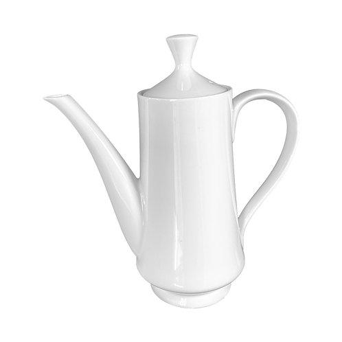 White China - Coffee Pourers