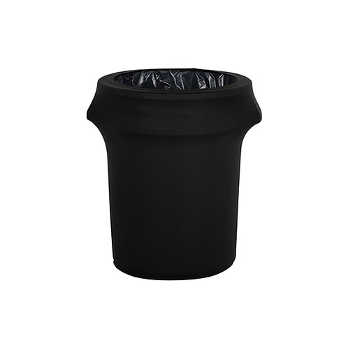 30 Gallon Trash Cans with Velon Cover