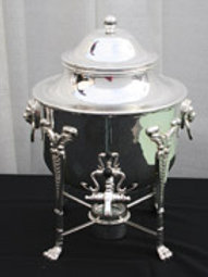 50 Cup Silver Urn