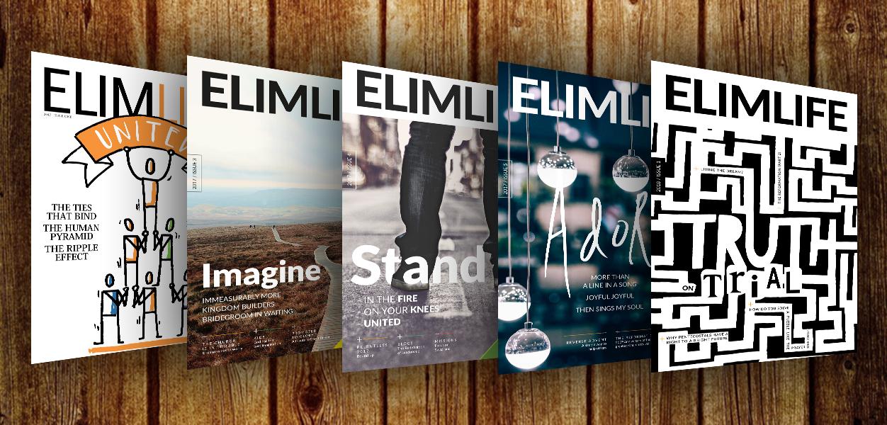 Elim life Magazine