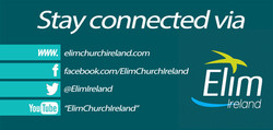 Stay Connected to Elim Ireland