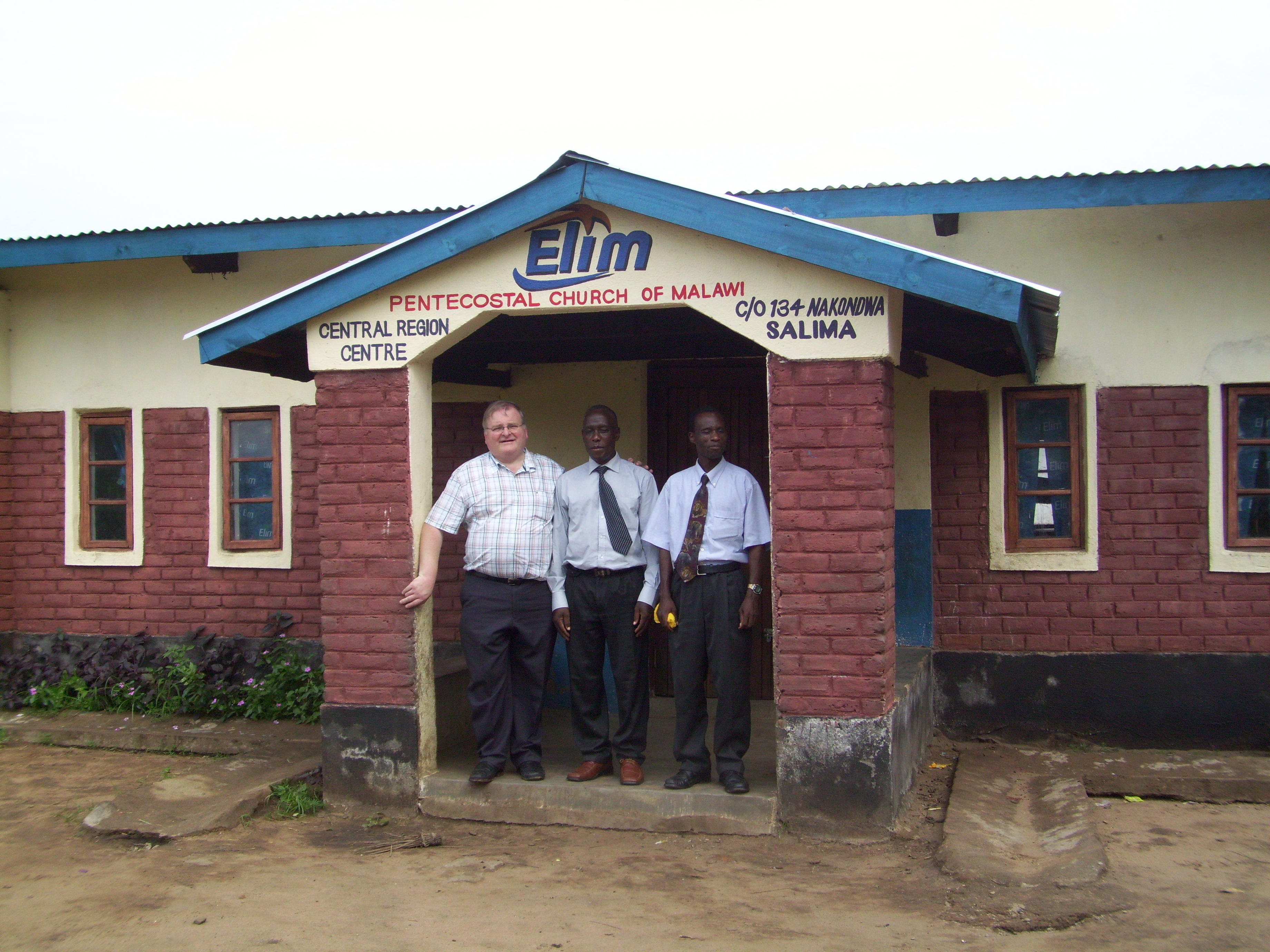Church Planting Elim Missions