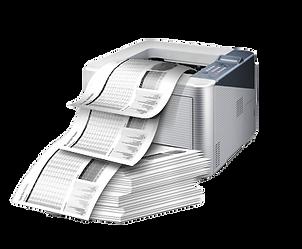 Распечатка документов, ксерокопирование. Ноябрьск, ЯНАО, ХМАО