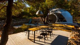 Glamping in Croatia – luxury camping units
