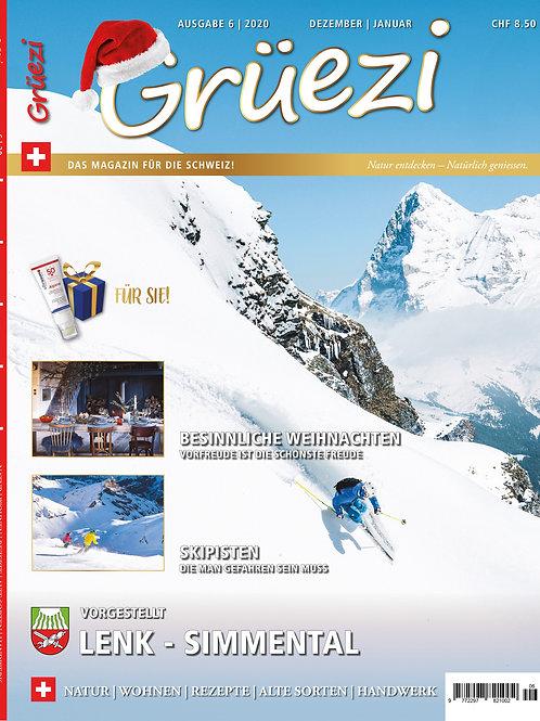 Magazin Grüezi